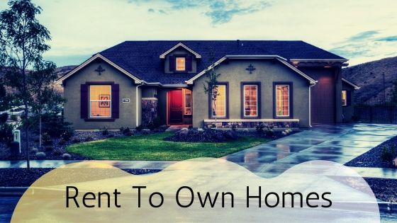 renting to own a house